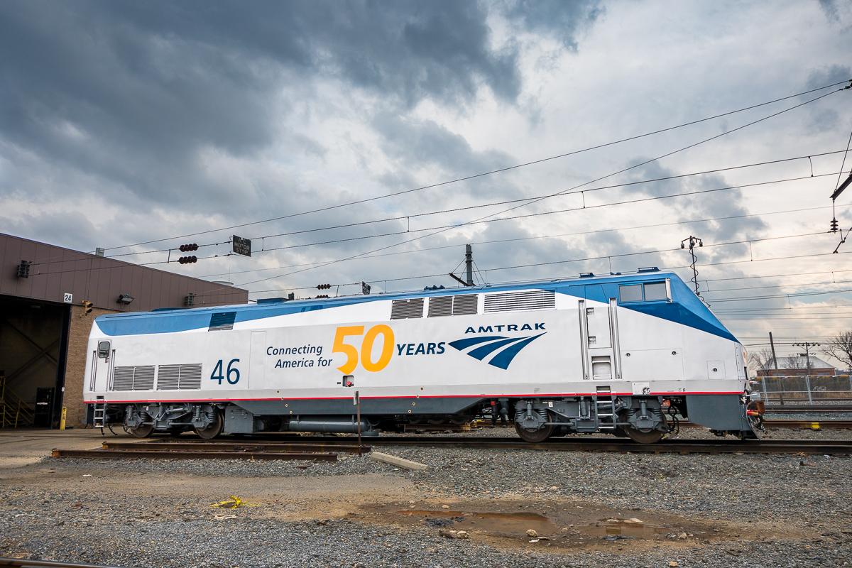 Transportation labor joins President Biden to celebrate Amtrak at 50, set bold vision for future of passenger rail
