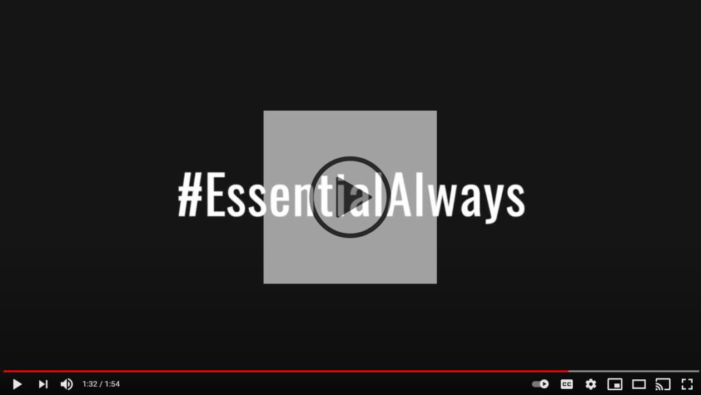 Transportation unions honor frontline workers with #EssentialAlways campaign